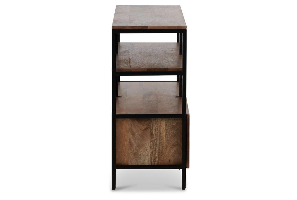 Lara Mid Tone Bookcase