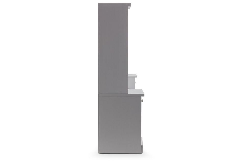 """Newport Gray 164"""" Door Entryway"""