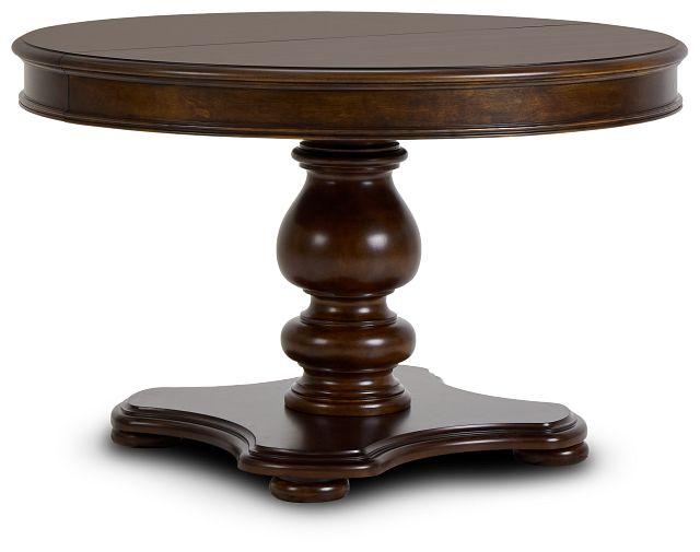 Savannah Dark Tone Round Table