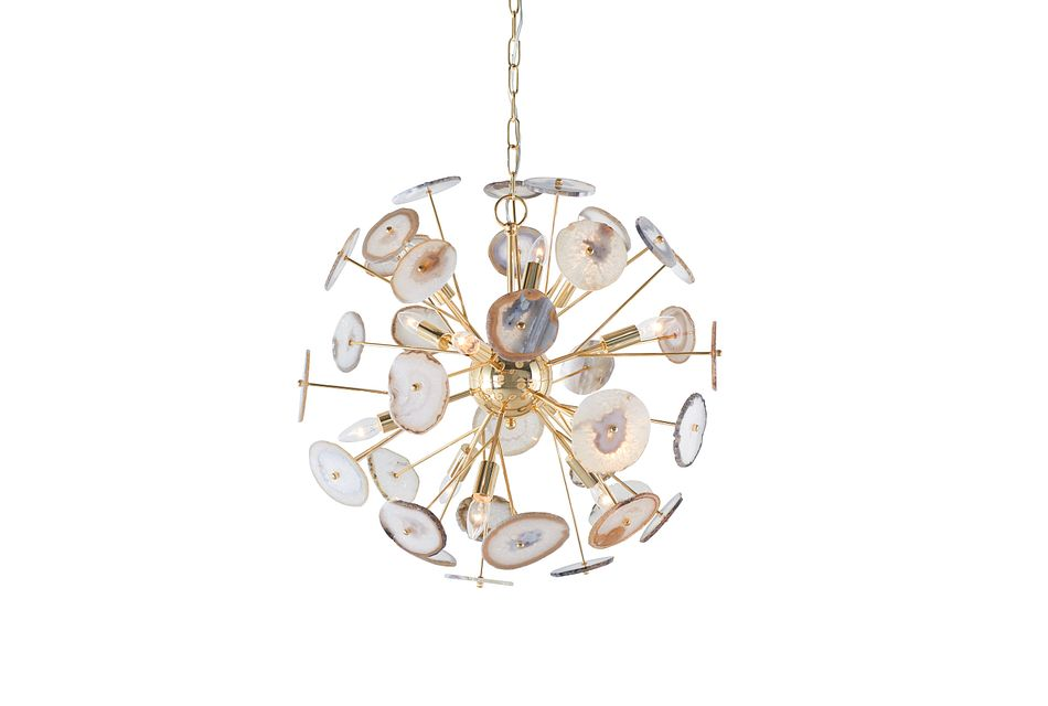 Esther Gold Chandelier