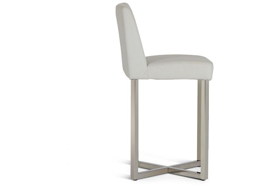 """Howard White 24"""" Upholstered Barstool,  (2)"""