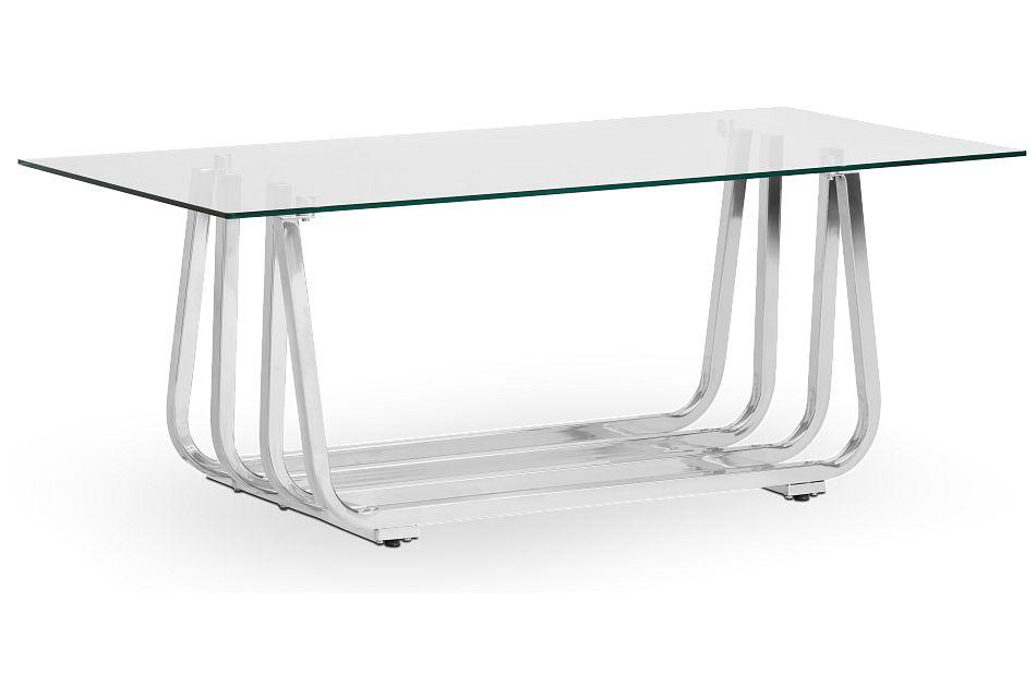 Rachel Glass Coffee Table