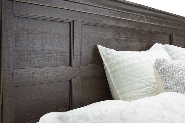 Heron Cove Dark Tone Panel Storage Bed (2)