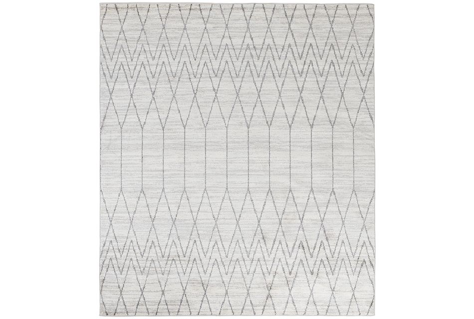 Tortoise Light Brown 8x10 Area Rug