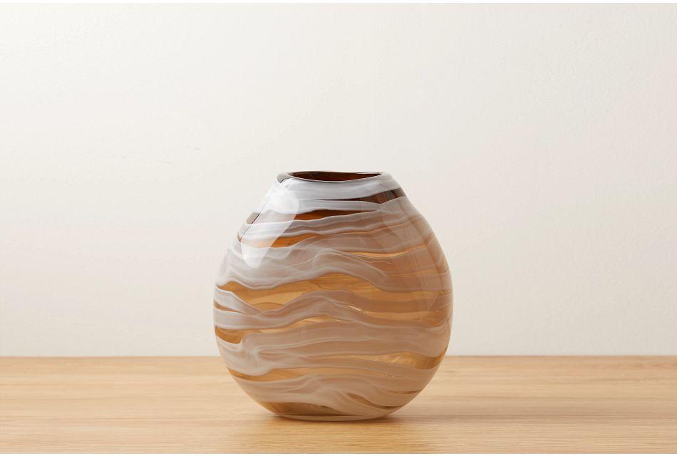 Grace Beige Vase