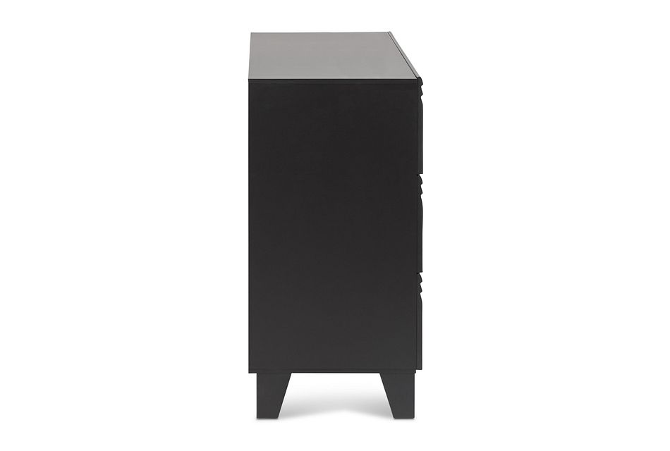 Midtown Black Dresser