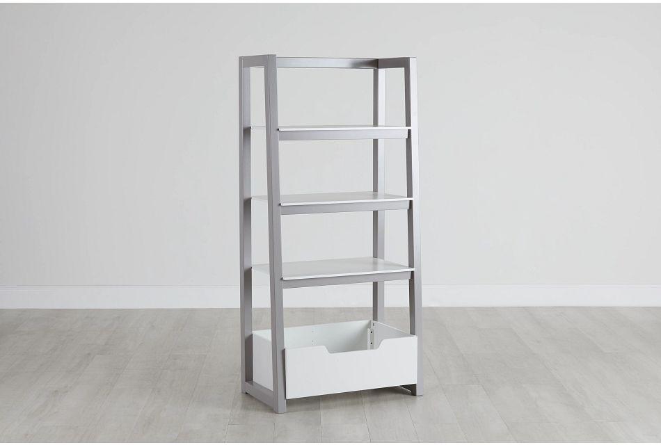 Gateway Two-tone Ladder Shelf