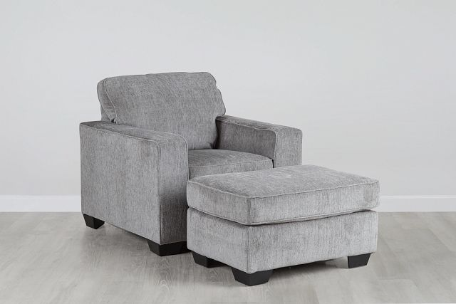 Altari Light Gray Micro Chair (0)