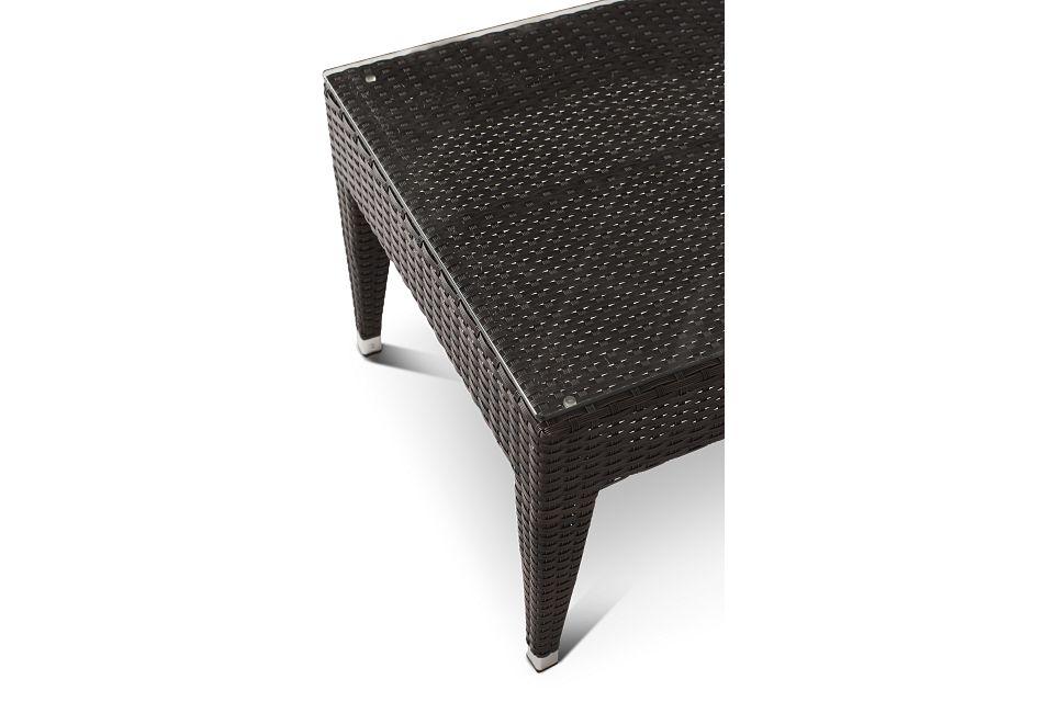 Zen Dark Tone Coffee Table