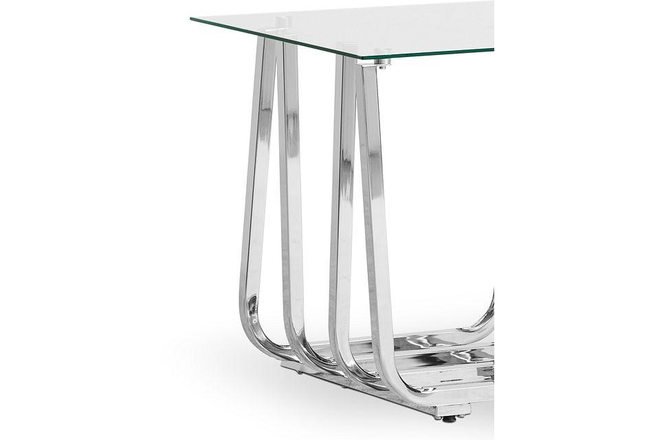 Rachel Glass End Table