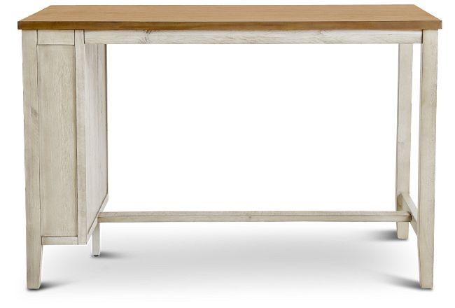 """Chesapeake Two-tone 36"""" High Dining Table"""