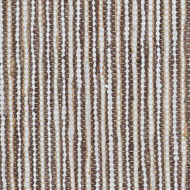 Sydney Brown Woven 5x8 Area Rug (1)