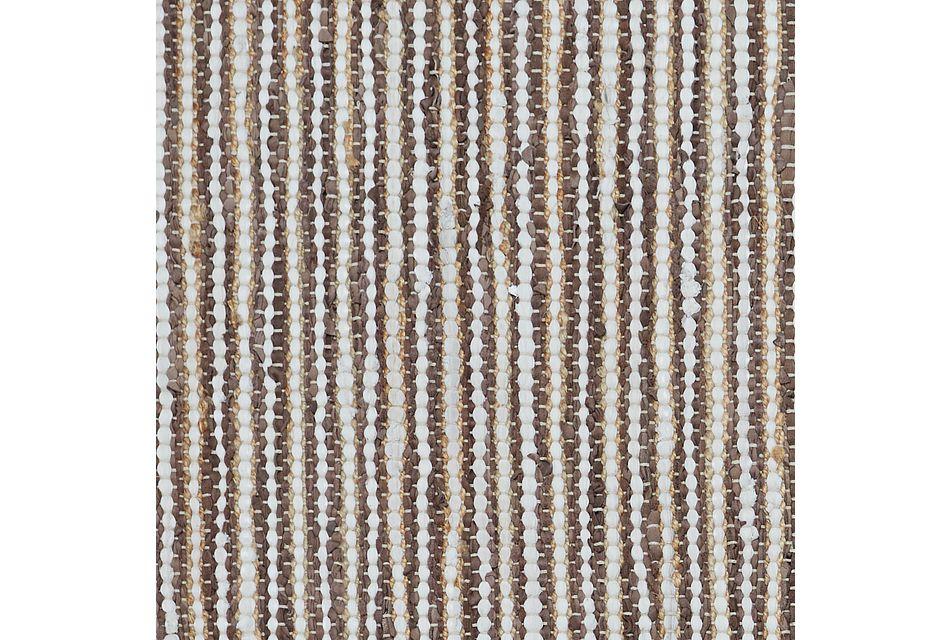 Sydney Brown Woven 5x8 Area Rug