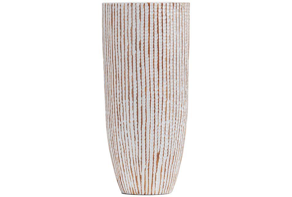 Skylar Beige Vase