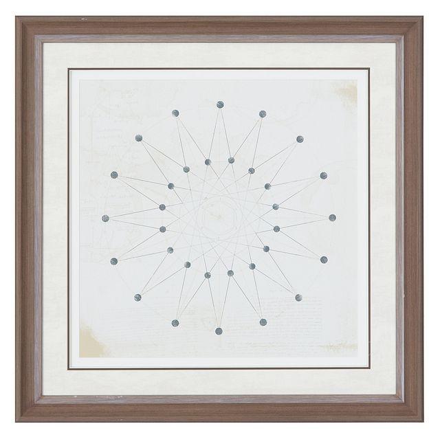 Sphere Beige Framed Wall Art (0)