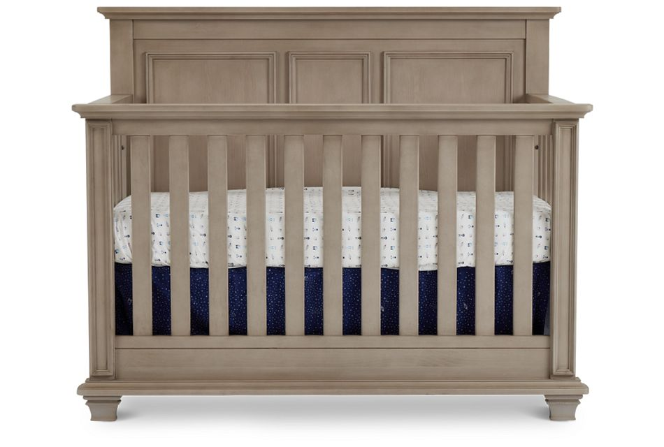 Kenilworth2 Light Tone 4-In-1 Crib,  (3)