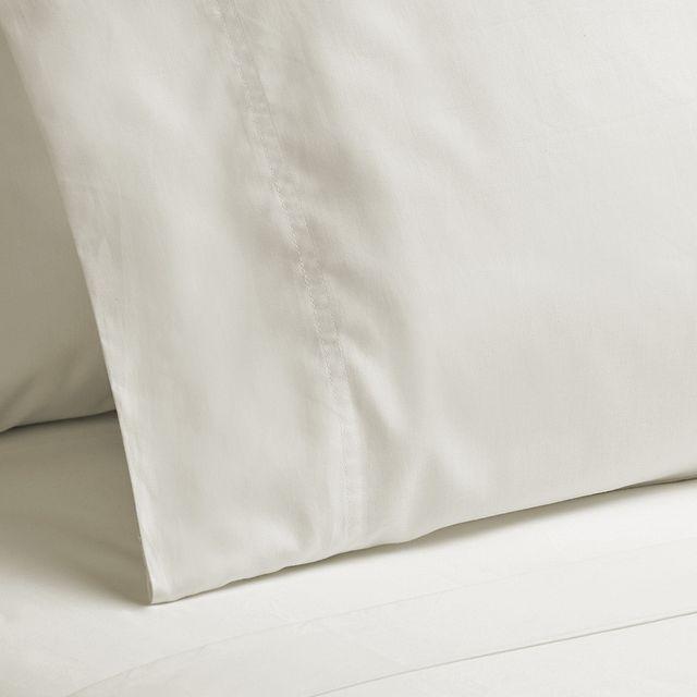 Egyptian Cotton White 400 Thread Sheet Set (3)