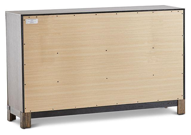 Lancaster Mid Tone Wood Dresser (3)