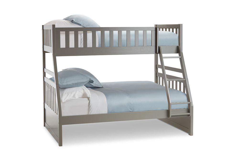 Oakley Gray Bunk Bed