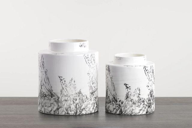 Grade White Urn (0)