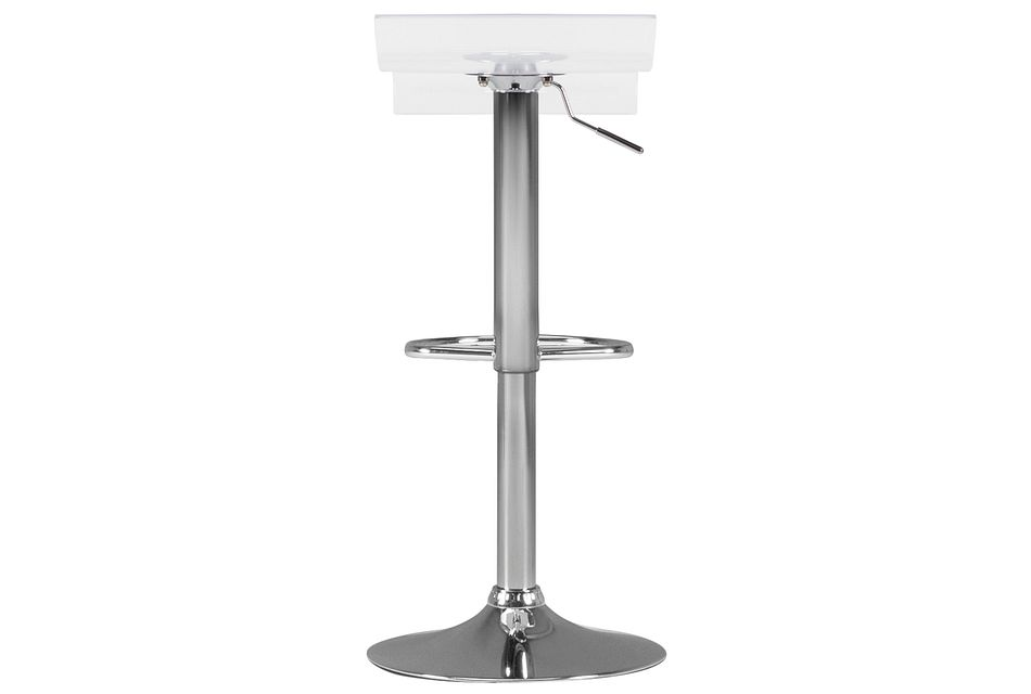 Rio Clear Adjustable Stool