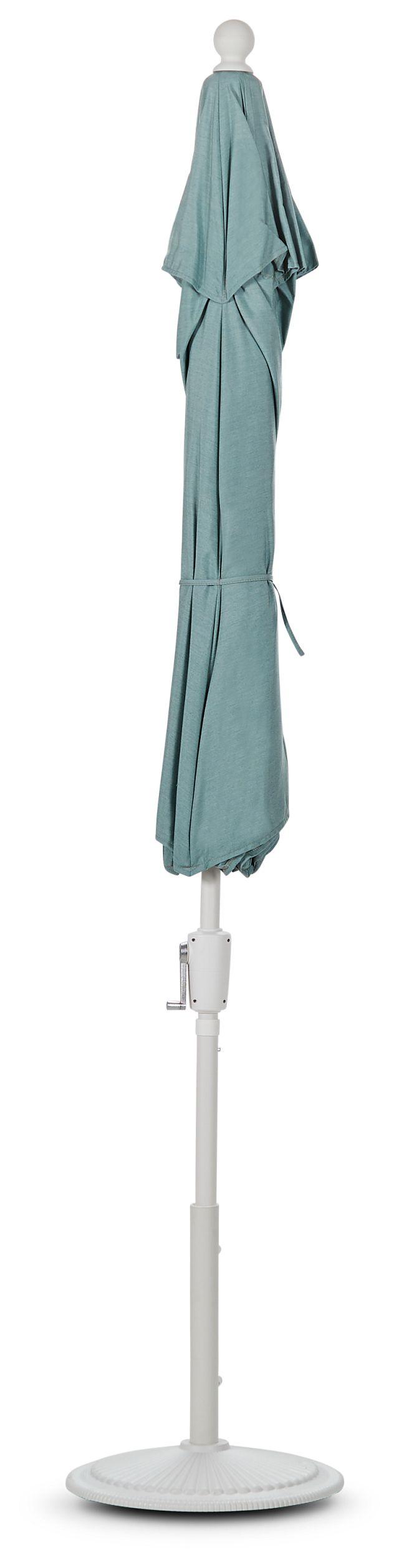 Capri Teal Umbrella Set (1)