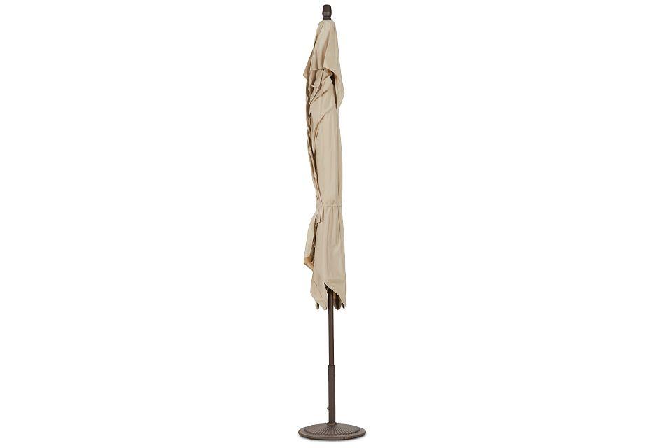 Primera Khaki Rect Umbrella Set