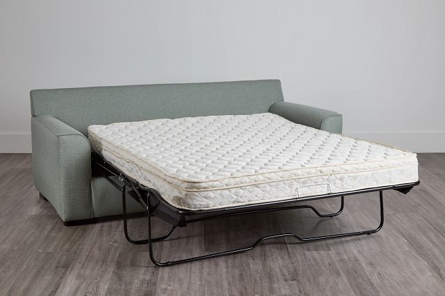 Austin Green Fabric Innerspring Sleeper (0)