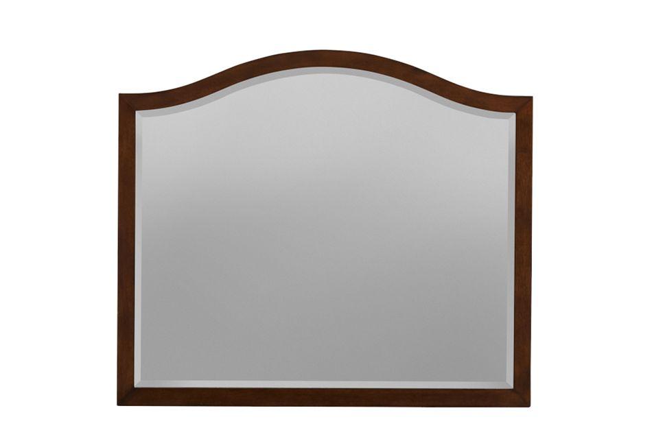Savoy Mid Tone Arched Mirror