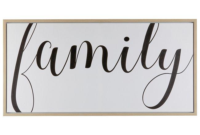 Family Framed Wall Art