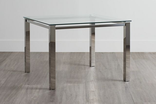 Skyline Glass Square Table (0)