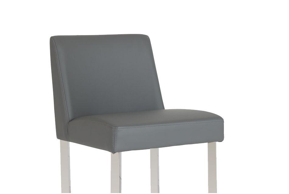 """Howard Gray 24"""" Upholstered Barstool"""