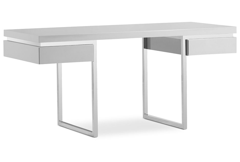 Vancouver Gray Desk