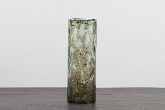 Cohen Green Large Vase (0)