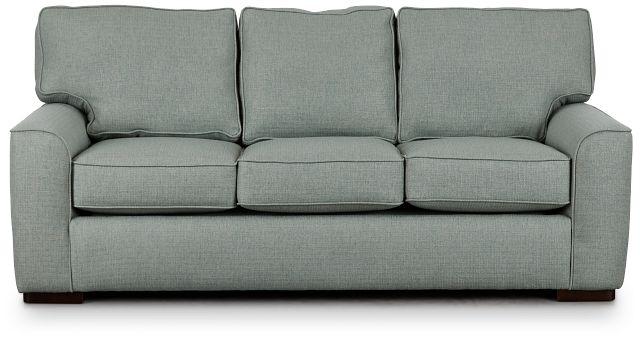 Austin Green Fabric Innerspring Sleeper (3)