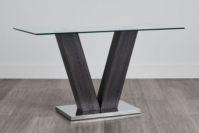 Kendall Glass High Dining Table (0)