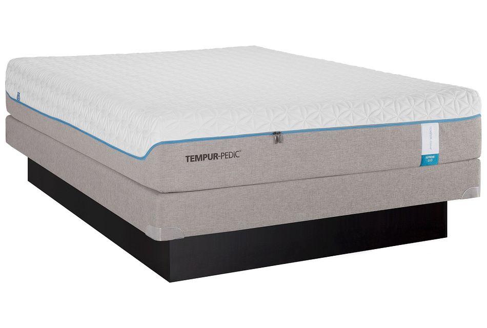 Tempur-cloud® Elite Low-profile Mattress Set
