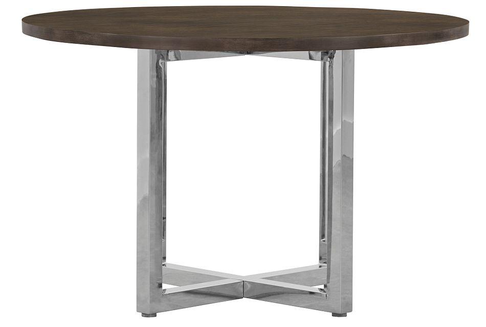 Amalfi Wood Round Table