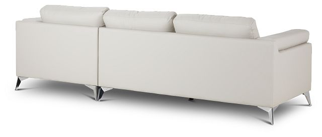 Gianna Gray Micro Right Chaise Sectional