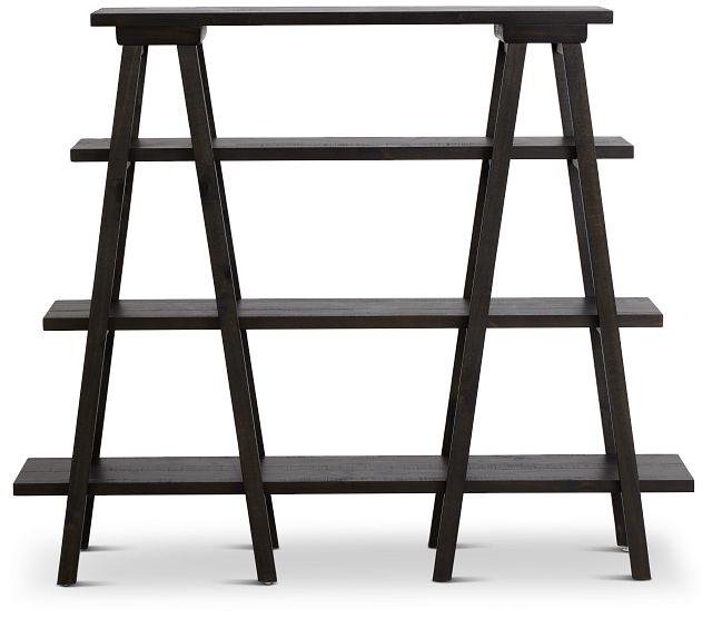 Sonoma Dark Tone Bookcase (1)