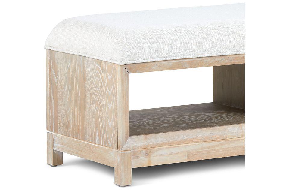 Boca Grande Two-tone Bench