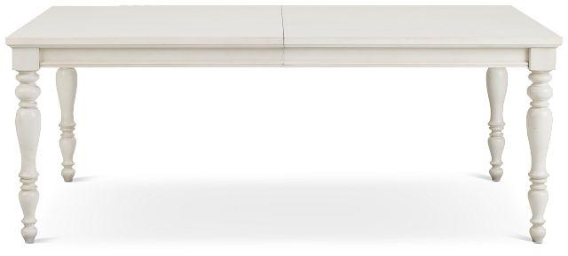 Savannah Ivory Rectangular Table (1)