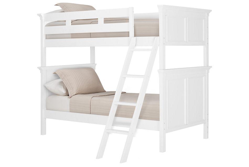Tamara White Bunk Bed