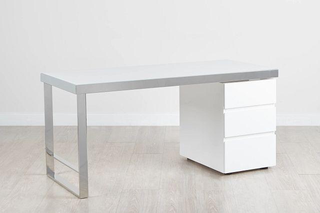 Miami White Desk (0)