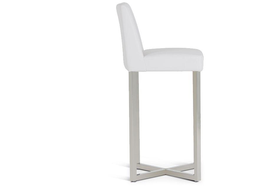 """Howard White 30"""" Upholstered Barstool,  (2)"""