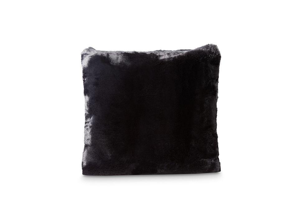 "Kaycee Black 22"" Accent Pillow"