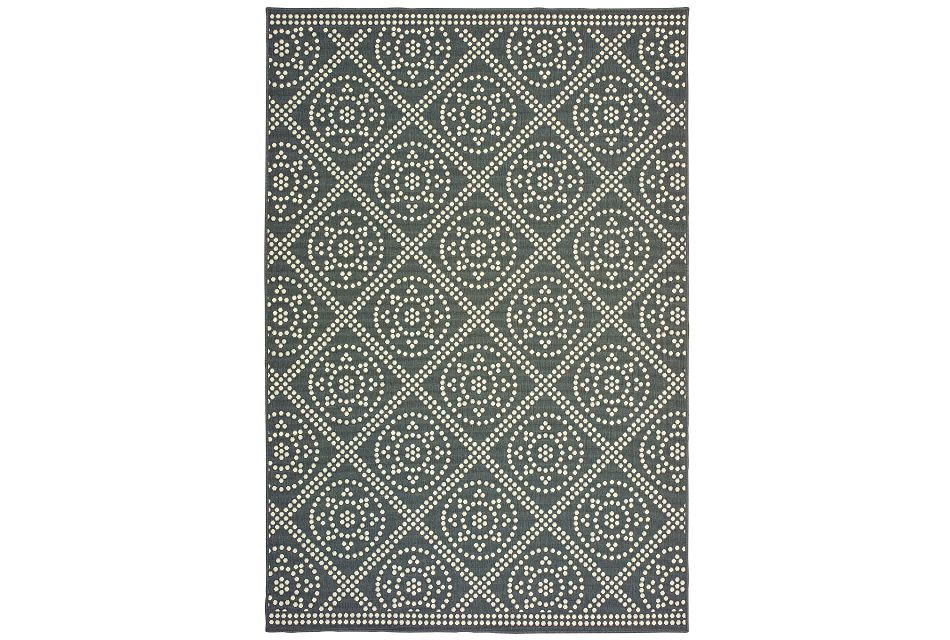 Mary Gray Indoor/outdoor 5x8 Area Rug