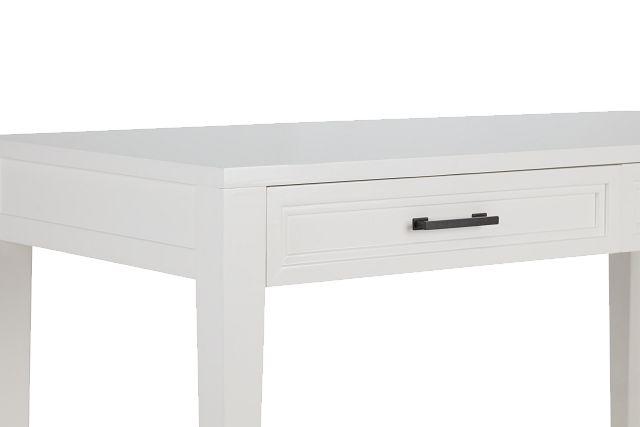 Nantucket White Writing Desk