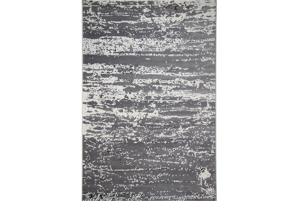 Kanyon Gray 5x8 Area Rug