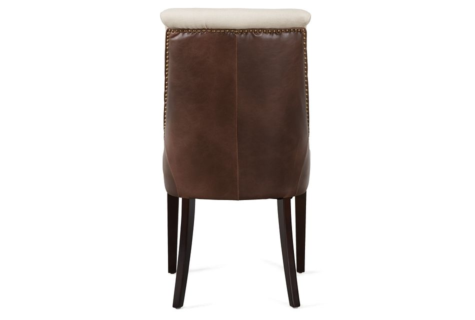 Brynn Light Beige Micro Side Chair
